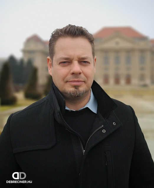 Keresztes László Lóránt