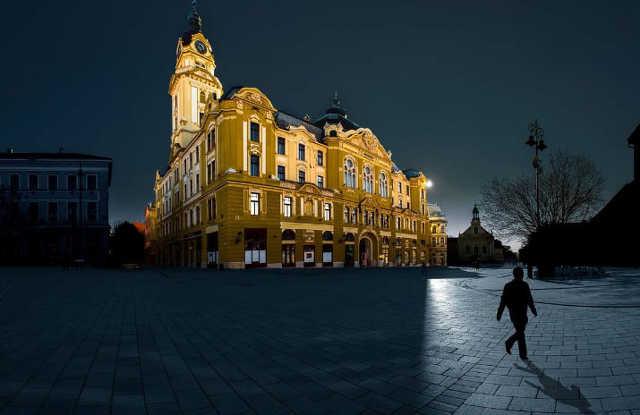 Pécsi városháza