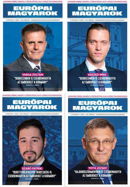 DK - Demokratikus Koalíció