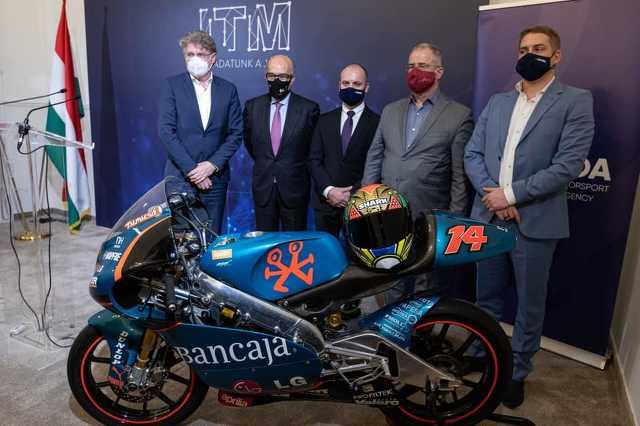 Kósa Lajos - MotoGP