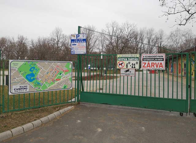Hajdúszoboszló - Szabadidő Park