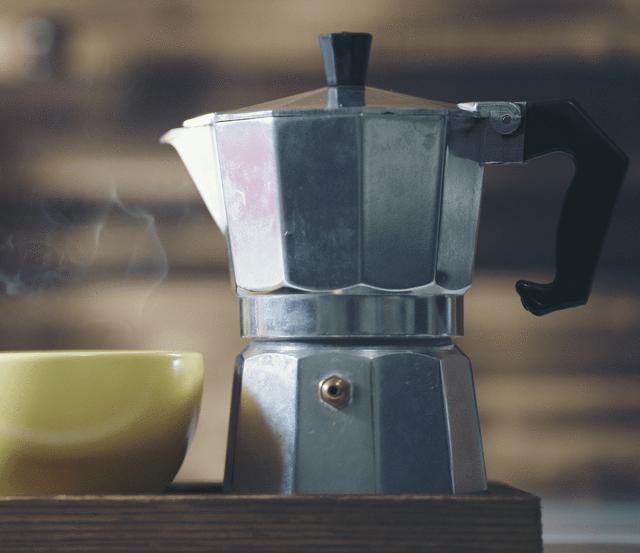 kotyogó - kávéfőző
