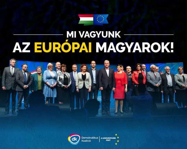 Demokratikus Koalíció - DK - Varga Zoltán