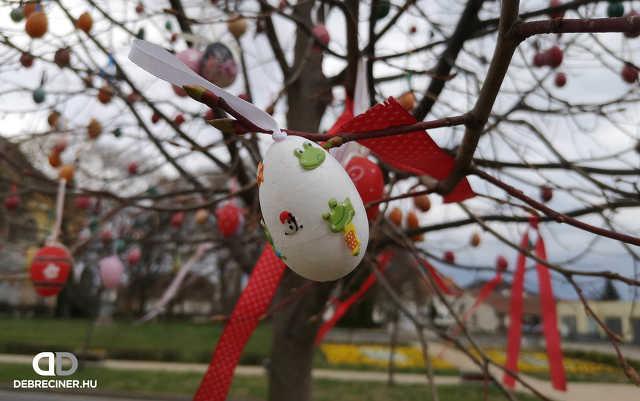 Polgár ünnepi díszben - Húsvét 2021