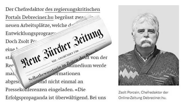 Neue Zürcher Zeitung  NZZ