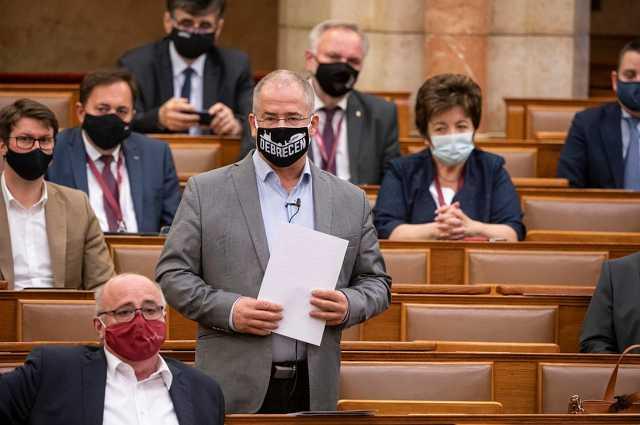 Országgyűlés - Kósa Lajos