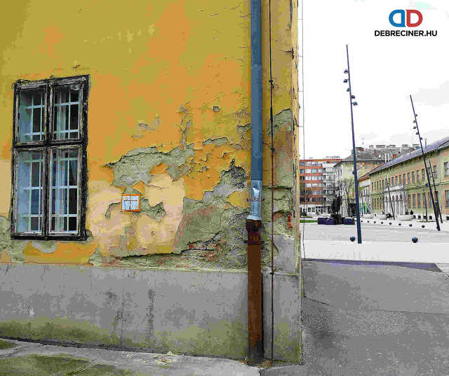Belvárosi séta – Debrecen, 2012. április 16.