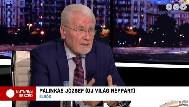 Pálinkás József