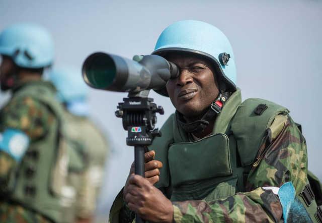 United Nations Peacekeeping Force - ENSZ békefenntartó