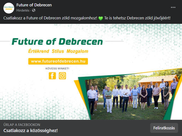 Future of Debrecen