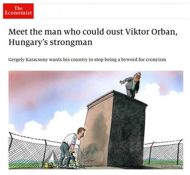 Karácsony Gergely és Orbán Viktor