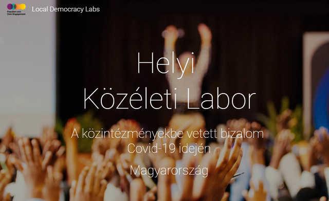 Helyi Közéleti Labor - AKE