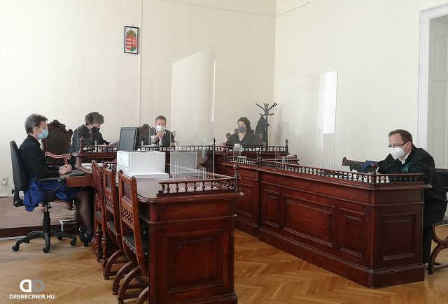 Debreceni Törvényszék