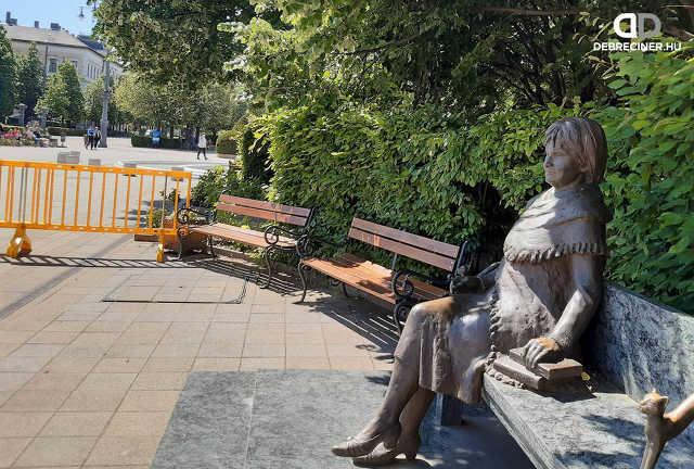 Kossuth tér - Szabó Magda