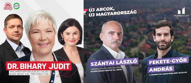 Bihary Judit és Szántai László