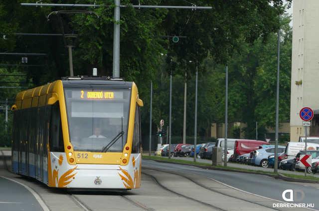 villamos - közlekedés