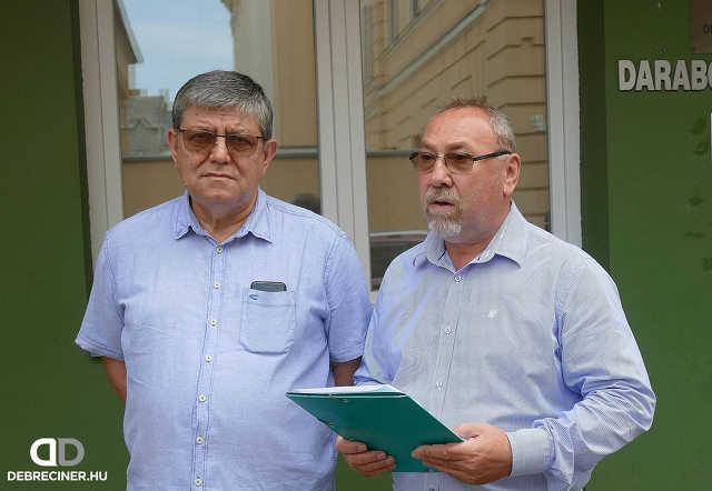 Fábián István és Madarasi István
