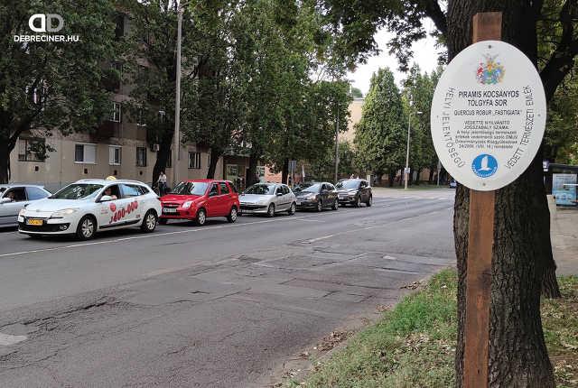 Bethlen utca - Egyetem sugárút