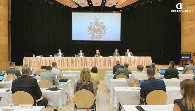 Debreceni közgyűlés – 2021. július 22.