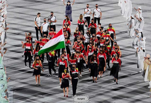 olimpia - Japán