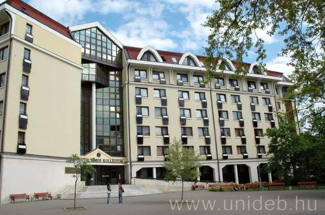 Debreceni Egyetem - kollégium