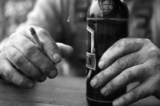 sör - cigaretta
