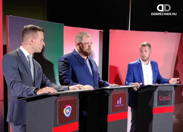 Ellenzéki előválasztási vita – Debrecen 2. választókerület