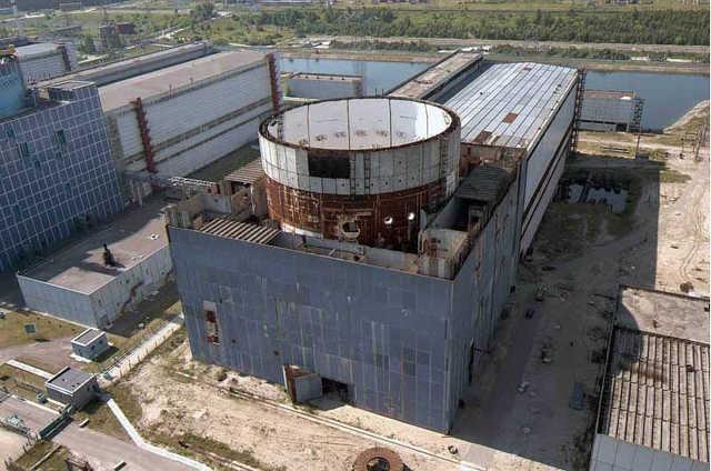 Hmelnickij - atomerőmű