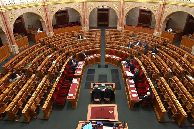 Országgyűlés - 2021. szeptember 21.