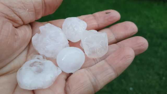 eső - vihar - Polgár