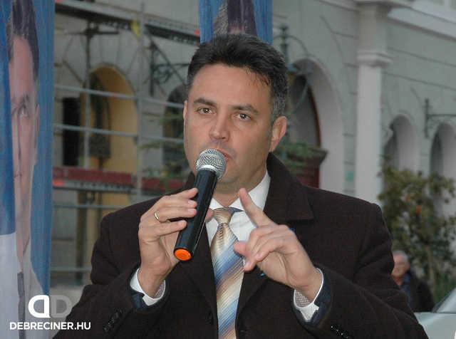 Márki-Zay Péter Debrecenben – 2021. október 15.