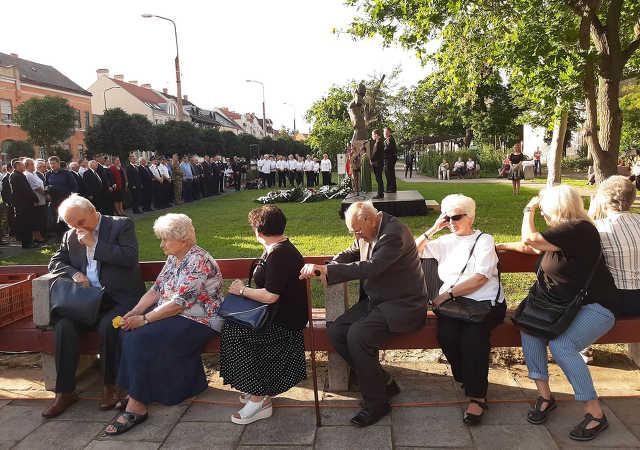 A trianoni békediktátumra emlékeztek Debrecenben