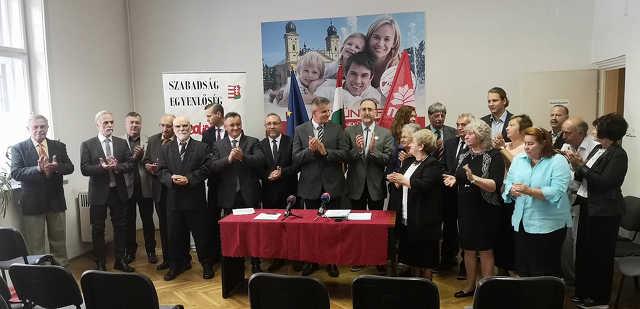 DK - MSZP - Párbeszéd - Szolidaritáa
