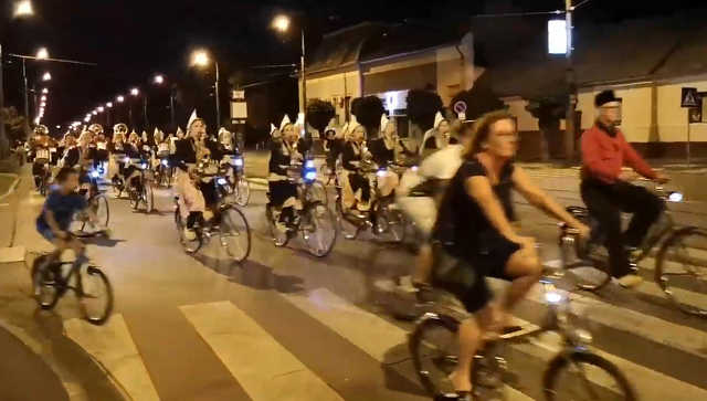Night Ride Debrecen