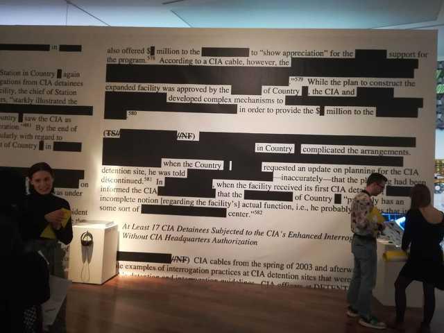 Global Control and Censorship - Kiállítás a Modemben
