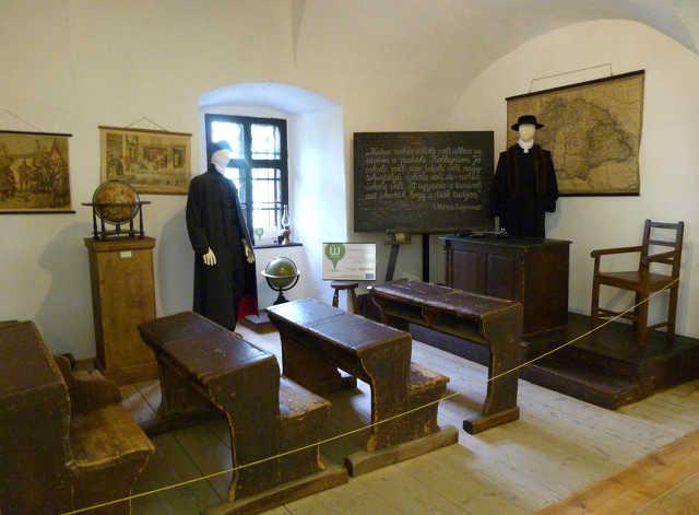 Sárospatak - iskola múzeum