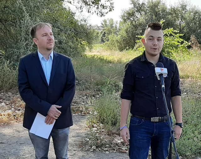 Kőszeghy Csanád Ábel és Szabó Bence