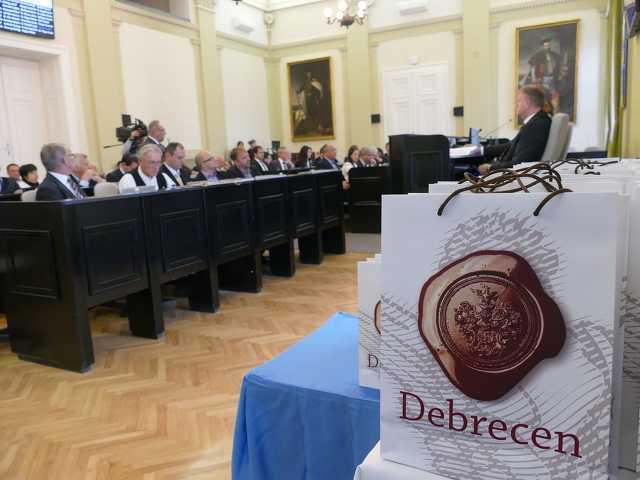 Debreceni közgyűlés - 2019. szeptember 26.