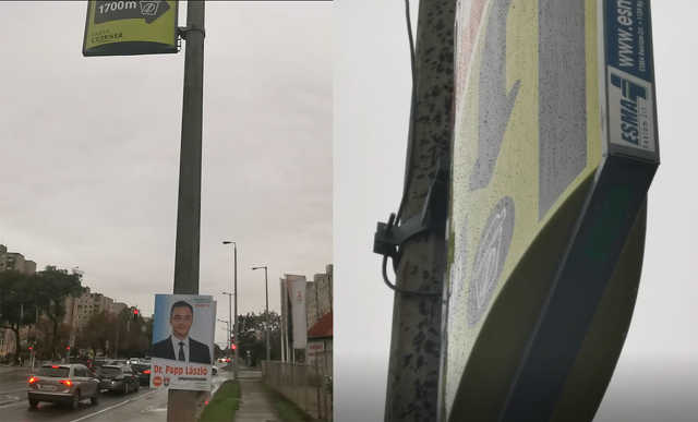 választás - plakát - Varga Zoltán