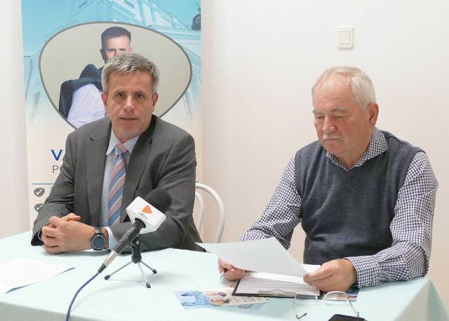 Varga Zoltán és Suták Miklós
