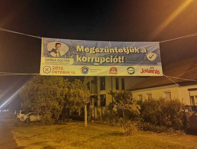 választás - plakát - Varga Zoltán - Fidesz