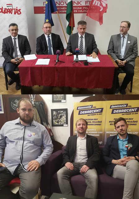 debreceni ellenzék