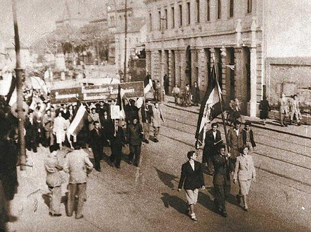 Debrecen - 1956