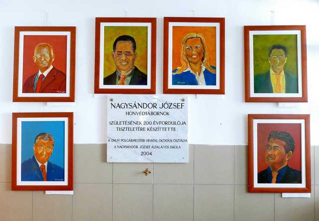 Debreceni politikusportrék és az EU-Roma Országos Egyesület