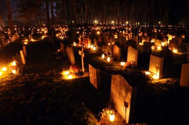 Halloween - halottak napja