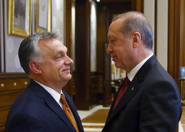 Orbán - Erdogan
