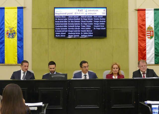Debreceni közgyűlés - 2019. november 7..