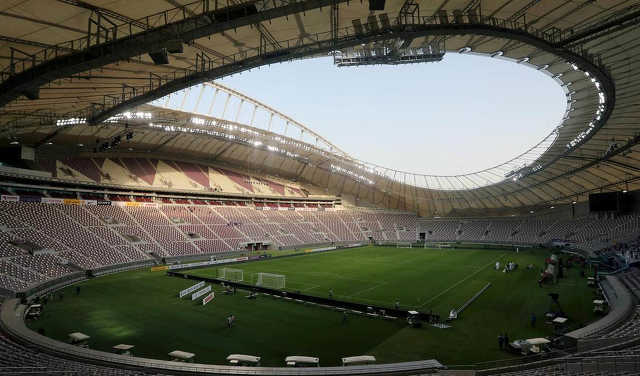 Kalifa Nemzetközi Stadion - Doha, Katar