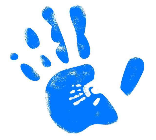 kéz - gyerek