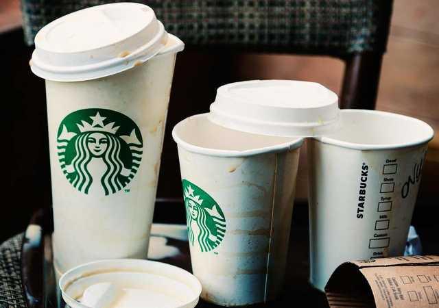 kávé - Starbucks